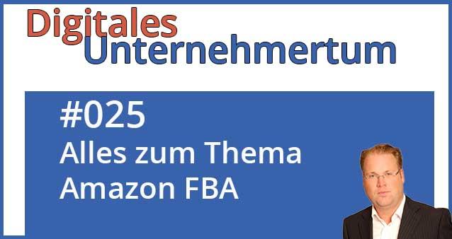 Rund um Amazon und das Amazon FBA Programm für Händler und Hersteller
