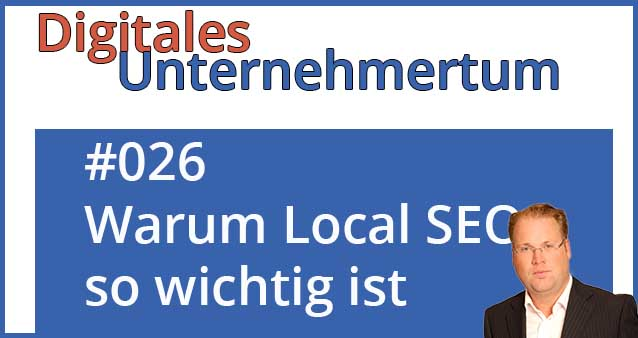 Wieso Local SEO immer wichtiger wird