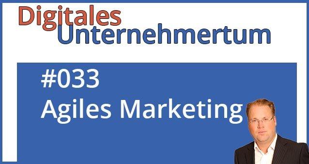 Warum Agiles Marketing der Schlüssel zum Erfolg ist!