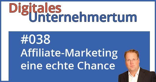 Warum Affiliate Marketing bei KMUs oftmals unterschätzt wird?! #038