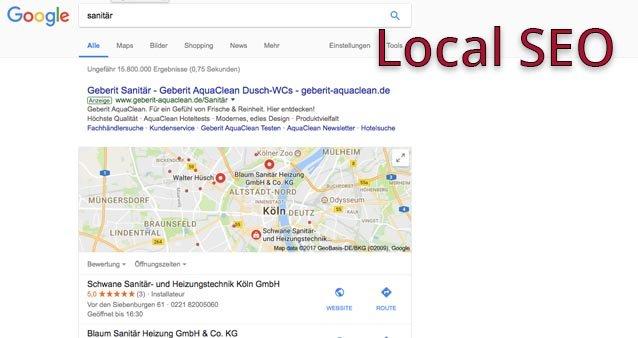 Wichtige Tipps, damit du bei Google lokal besser platziert wirst #056
