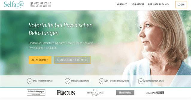 Im Gespräch mit Unternehmerin Farina Schurzfed von selfapy #068