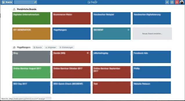 Digitalisierung im Handwerk: Auftragsabwicklung mit Trello #077