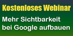 Sichtbarkeit bei Google steigern