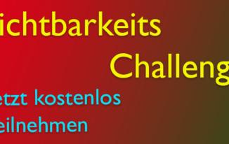 Sichtbarkeits-Challenge für klein- und mittelständische Unternehmen! #101