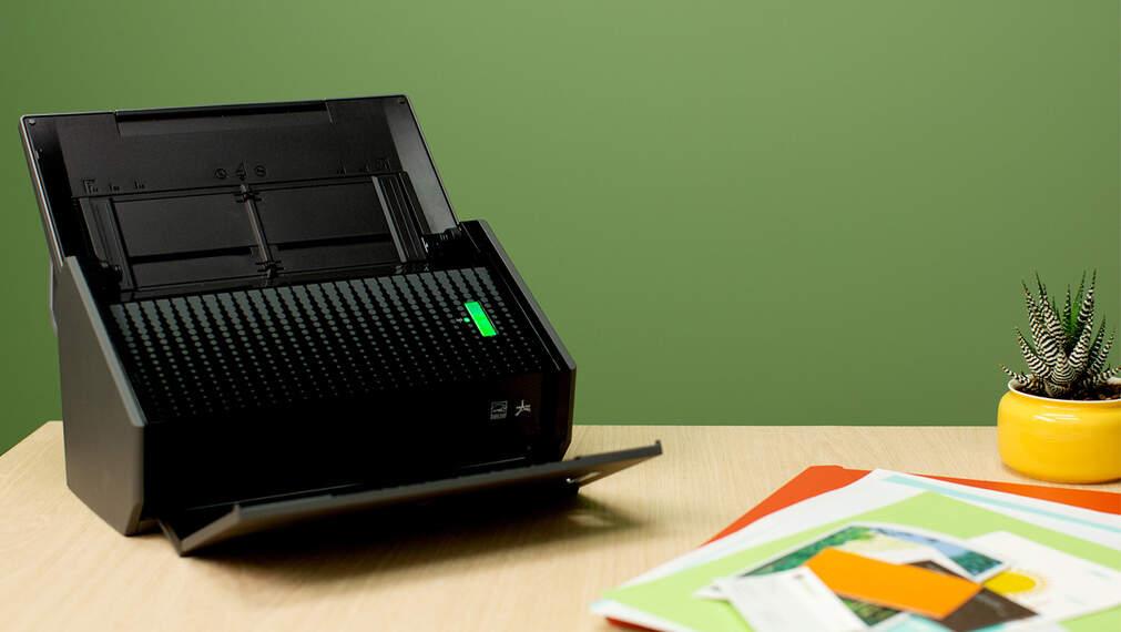 Evernote Dokumentenscanner