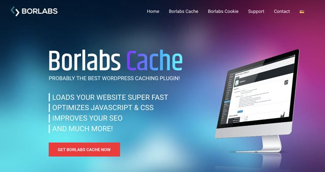 WordPress-Plugin: Borlabs Cache Plugin #131
