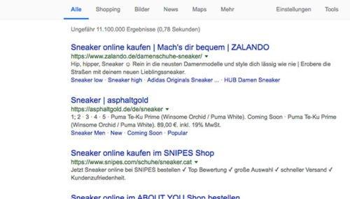 Mit den Suchoperatoren schneller bei Google zum Ergebnis kommen #147