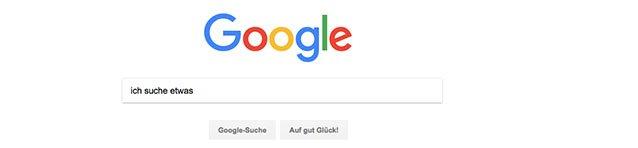 Google Suchoperatoren