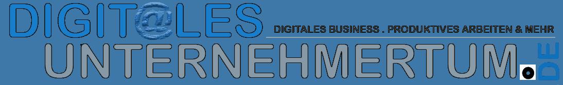 Digitales Unternehmertum