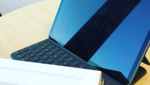 Alles zum neuen iPad Pro 2018 inkl. Pencil, dem Smartkeyboard Folio und ich wie mobil damit arbeite #170