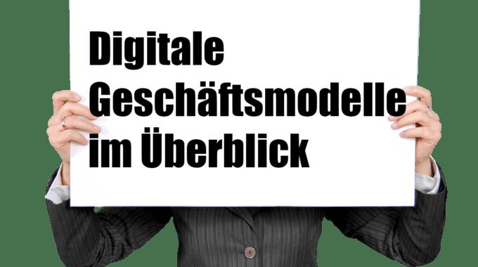 Digitale Geschäftsmodelle – das sollte man wissen! #178