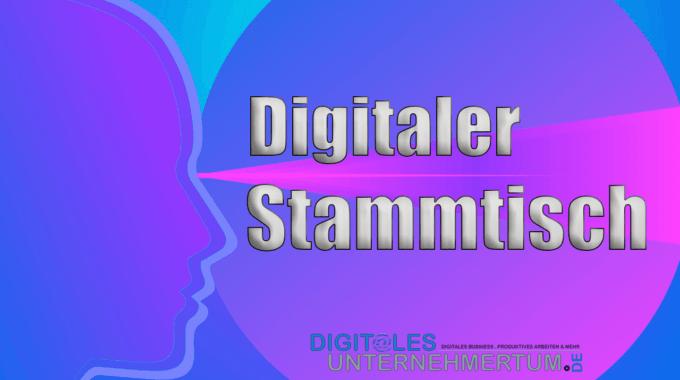 Virtueller digitaler Stammtisch – nach Feierabend #1