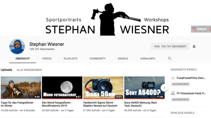 Wie Stephan Wiesner sein Business konsequent umsetzt und weiterentwickelt #183
