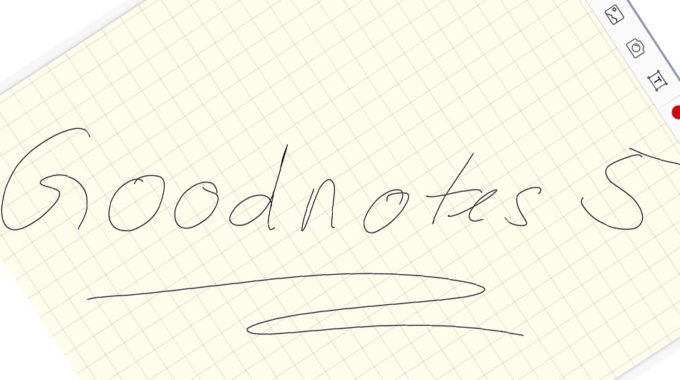 Was ist das los mit Goodnotes 5 und den Bugs? #227