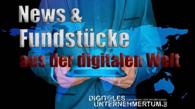 News & Fundstücke aus der digitalen Welt – Rückblick: Januar 2019 #186