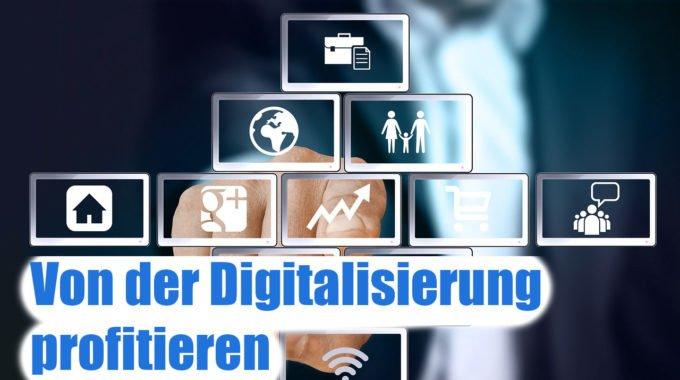 So profitiert jedes Unternehmen von der Digitalisierung #191