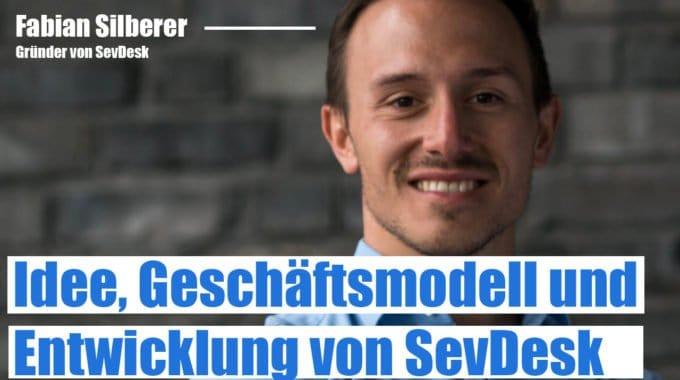 Wie sevDesk-Gründer sein Unternehmen aufgebaut und bis heute entwickelt hat #192