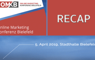 Recap zum Online Marketing Kongress in Bielefeld (OMKB) #203