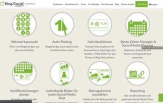 Tool-Tipp: Blog2Social – Individualisierung als Schlüssel zu erfolgreichem Social-Media-Marketing