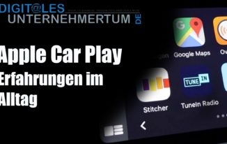Apple Car Play im ersten Test – meine Erfahrungen #247