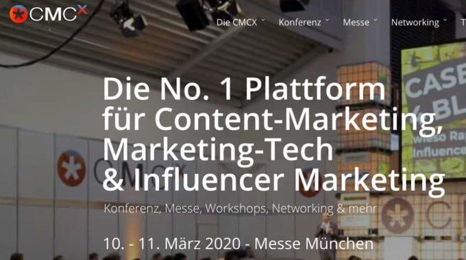 Wie Rene Kühn die CMCx zu einer der größten Messen für Content Marketing aufgebaut hat #256