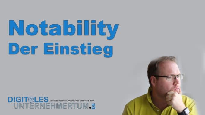 Grundfunktionen von Notability – kurz und knapp erklärt #254
