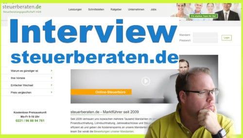 Wie steuerberaten.de die Branche disruptiert hat und mehrere Tausend Mandanten heute betreut #261