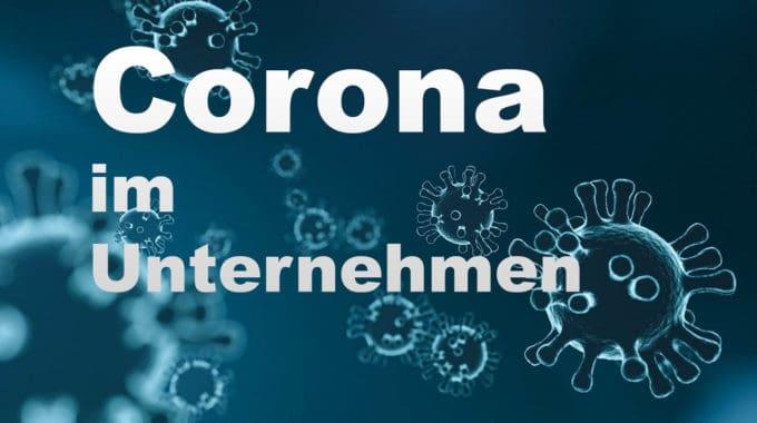 Corona Virus und was Unternehmen jetzt beachten sollten? #263