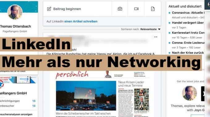 LinkedIn Marketing – mehr als nur ein Business-Network