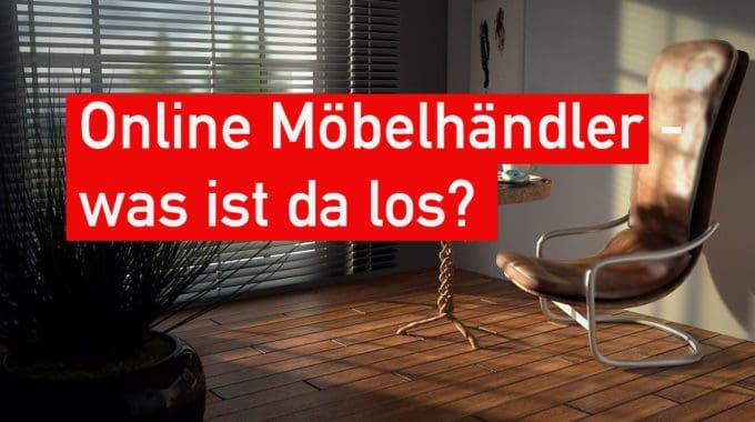 Ecommerce Radar: Online Möbelhändler haben es immer noch nicht verstanden – ein konkretes Beispiel #135