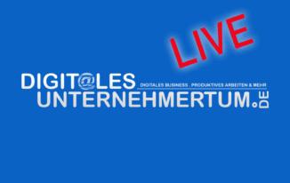 Livestreams: Wünsche an Notion 3.0, Mut zum Wandel: Ideen, wie Handel digital werden kann