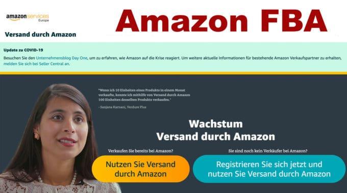 Ein eigenes Amazon FBA Business starten – so geht's #280