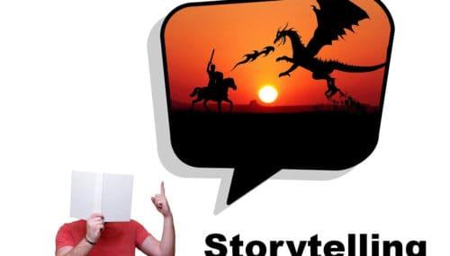 Storytelling – wichtiger denn je um Aufmerksamkeit bei der Zielgruppe zu erlangen #295