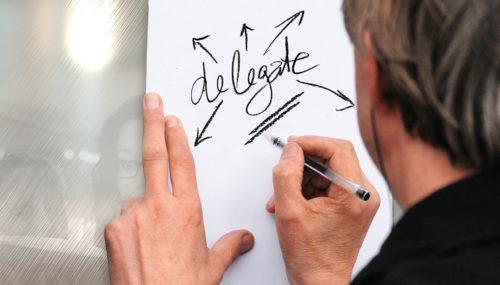Deligieren lernen und produktiver arbeiten #296