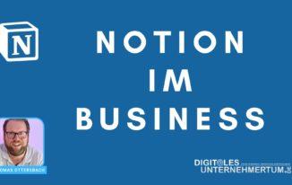 Notion im Business:  dutzende Tools vereint und produktiver #329