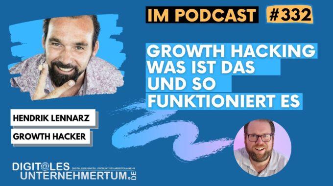 Growth Hacking – was ist das und so funktioniert es #332