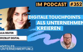 Digitale Touchpoints als Unternehmen kreieren #352