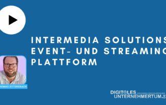 Tool-Tipp: Intermedia Solutions – Alternative zu Zoom & Co. / DSGVO-konform / 4K / Multifunktional #354